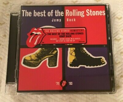 the Rolling Stones The best of Jump Back CD