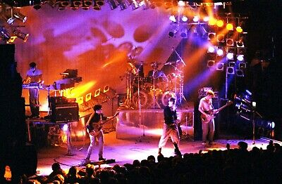 SIMPLE MINDS in concert ~ 'New Gold' tour 1982! 30 Rare PHOTOS! not cd