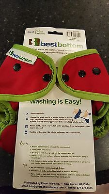 Best Bottom diaper diapers cover RARE WATERMELON hard to find perfect for summr