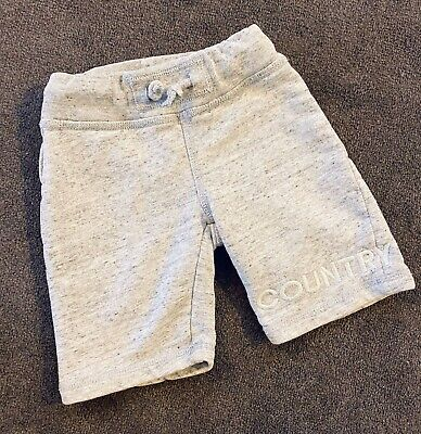 Country Road boys shorts Grey Marle Size 3