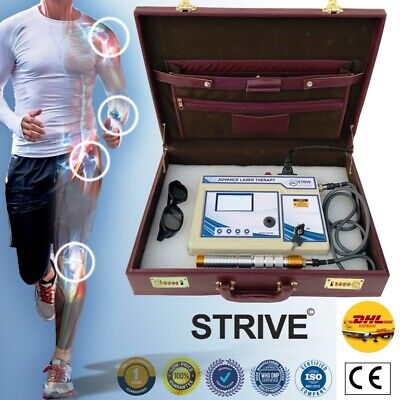 Laser Therapy Low Level Laser Therapy with Presets Semiconductor IR Diode Laser