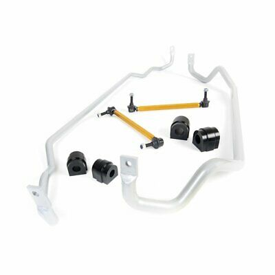 Bbk004 Whiteline Kit Barre Stabilizzatrici Bmw 1-Series E81 - 2004 2013