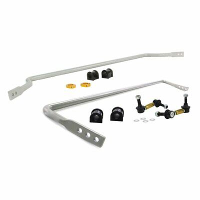 Bmk014 Whiteline Kit Barre Stabilizzatrici Mazda Mx-5 Nb 1998 2005