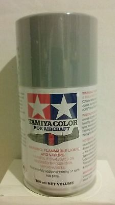 TAMIYA COLORE SPRAY PER AEREI AIRCRAFT MEDIUM GRAY GRIGIO 100ml  ART AS28