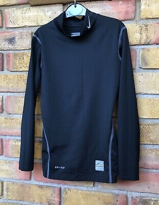 Boys NIKE PRO COMPRESSION Base Layer Top Age 10 -11 -12 Years