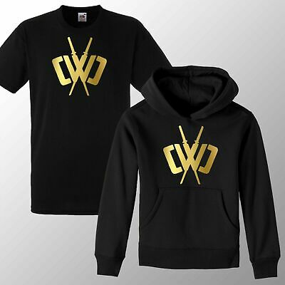 Chad Wild Clay CWC Ninja Kids Hoodie T Shirt Hoody Top Youtuber Gamers Minecart