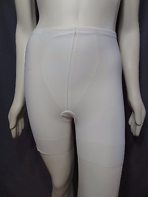 Playtex long leg high waist Brief Firm Control Shaper smooth underwear size XXL