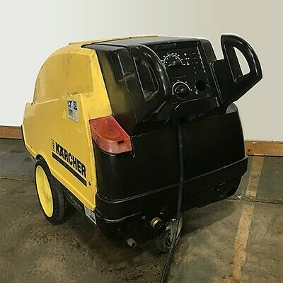 Used Karcher HDS 895S Electric/Diesel 4.3GPM @ 2450PSI Hot Water Pressure Washer