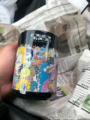 Cartoon Network Coffee Mug 20th Birthday