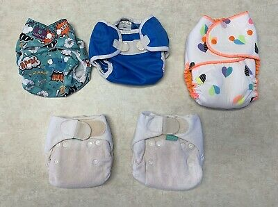 Cloth Diaper Liner And Insert Lot