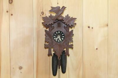 German Black Forest 8 Day Cuckoo Clock