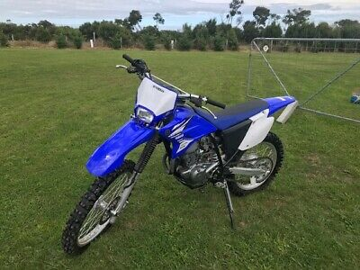 Yamaha ttr230 with rec reg