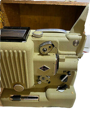 Film Projector Eumig Wein Type P8 Vintage 1950s