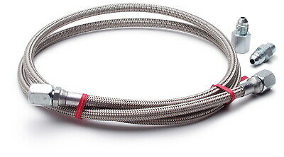 3227 Autometer 3227 Braided Stainless Steel Hose