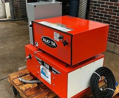 Used Alkota 108A All-Electric 1.7GPM @ 400PSI Dry Steamer