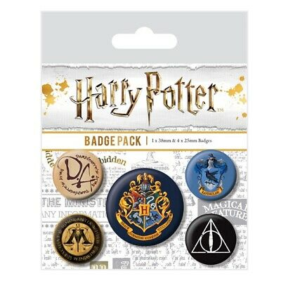 Breaking Dawn Part 2 PACK OF 4 BADGES BY PYRAMID B034 *NEW* Twilight