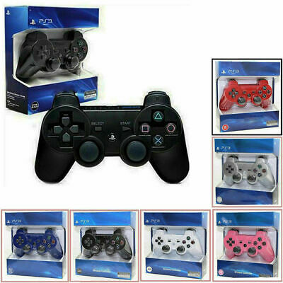 Bluetooth Dualshock3 Wireless Controller Gamepad Joystick for PlayStation PS3
