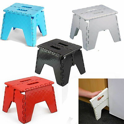 Multi Purpose Folding Step Stool For Home, Kitchen, Garage, Foldable