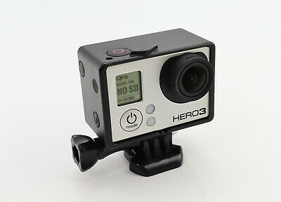 Gopro Hero 3 Black Edition Camcorder Hd 1080P / 4K Card Action Video Cam Wifi