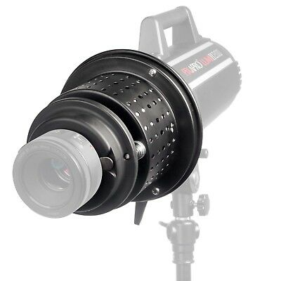 EF Mount Optical Snoot Spot Projector Lighting Modifier - Bowens S-Type Fitting