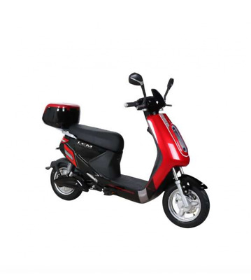 Bici Scooter 250W Giallo