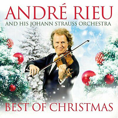 André Rieu: Best of Christmas CD with DVD NUOVO