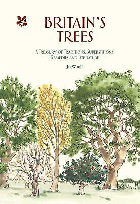 Britain's Trees by Jo Woolf