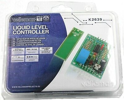 Liquid Level Controller Kit - Requires Assembly