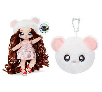 Na Na Na Surprise Serie 2 Misha Mouse Bambola Candylicious Lights Lol Surprise
