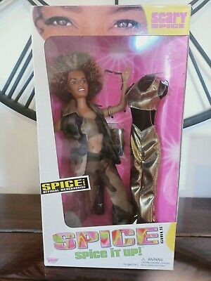 (Spice Girls) Mel B Spice It Up Doll