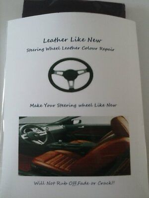 Leather Repair kit for leather Steering Wheel Cream/ Paste Paint,