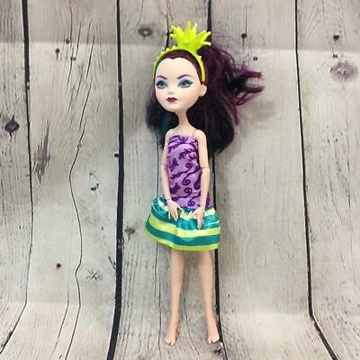 Ever After High Way Too Wonderland Raven Queen Doll with Original Dress/Crown