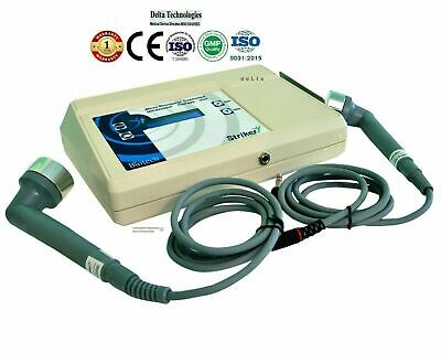 Advance Portable Ultrasound Therapy Machine 1/3 Mhz Physiotherapy Deep Heat Unit
