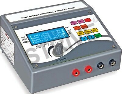 Mini 2 Channel Interferential Machine Physiotherapy & Rehabilitation Therapy HIS