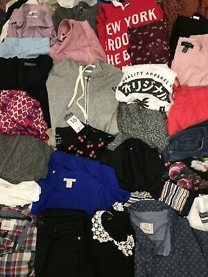 Wholesale Quality Second Hand Mix Clothing Unisex, High Street, Grade A £2 KG