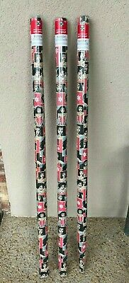Premium Heavyweight Holiday Time Christmas Wrapping Paper Single Roll 180 Sq Ft