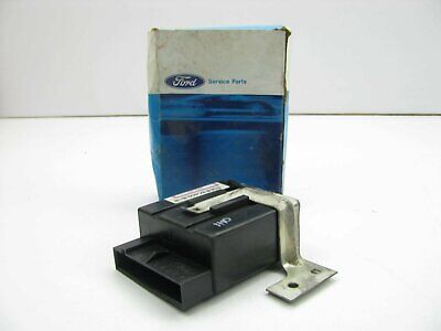 NEW GENUINE OEM Ford E93Z-8B658-A Engine Cooling Fan Control Module 88-92 Tempo