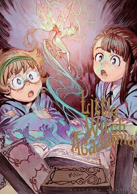[TRIGGER] Little Witch Academia Blu-ray (luxury benefits included) [blu-ray]