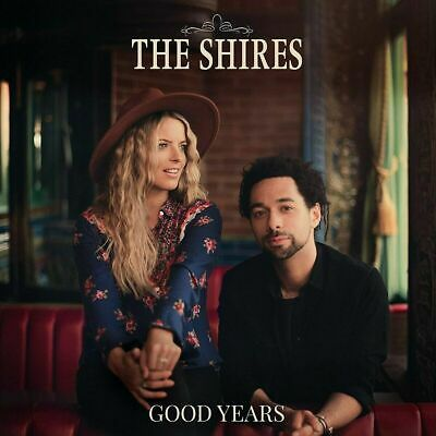THE SHIRES GOOD YEARS VINYL LP (New Release March 13th 2020)