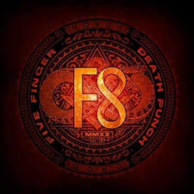 Five Finger Death Punch-F8 (Dig) Cd Nuovo