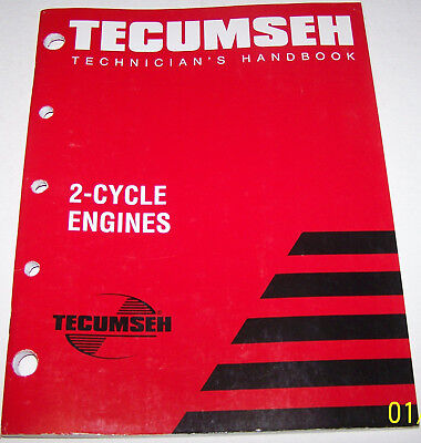 Tecumseh Technician's Handbook 2-Cycle Engines