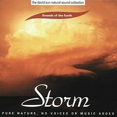 Sounds Of The Earth: Storm - Various Artist (1999, CD NEW)