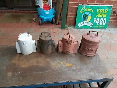 Cast Iron Water Meter Covers 7 Different