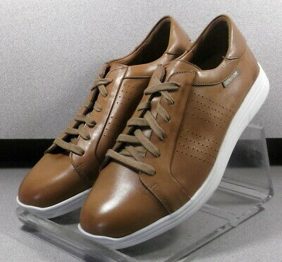 Leather Lace Up Mephisto EUR 7 MICK LIGHT BROWN MMSP75 Men/'s Shoes Size 7.5 M