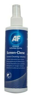 250ml Screen Cleaner Pump Spray for LCD TV Photo Copier Laptop Non-Flammable