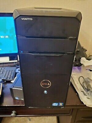Dell Vostro Gaming PC i7-3770 3.4Ghz, 16GB, 500GB HDD, AMD HD 7570 Graphics