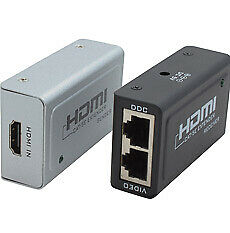 New  Cabac Hdmi Extender Via Rj45, Hdcp, Up To 1080P, Ls HDMIEXT
