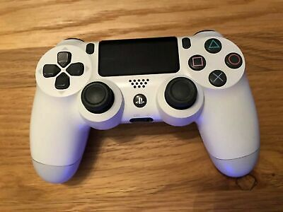Genuine Original Sony Playstation 4 Wireless Controller Dualshock 4 WHITE