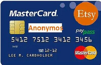 VCC Virtual Credit Card For ETSY Verification |$1 balance | works worldwide FAST
