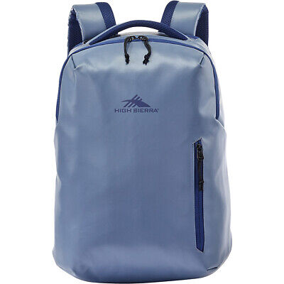 High Sierra Rossby Coated Daypack 2 Colors Everyday Backpack NEW